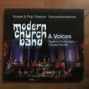 modern church band voices CD