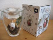 LEONARDO NATALE Tischlicht Vase mit