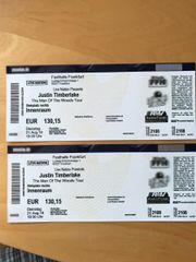 2x Justin Timberlake -