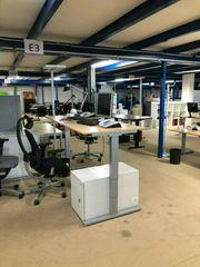 Möbel fürs Home-Office Arbeitsfläche Büromöbel