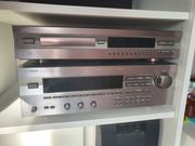 Yamaha Stereoanlage Receiver CD- Player