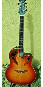 Ovation Celebrity Akustik elektrische Gitarre