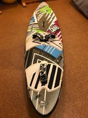Fanatic Quad 75l Waveboard