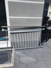 Französischer Balkon 2 Monate alt