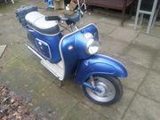 Kult Oldtimer Hercules Roller KTM