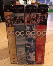 OC California DVD s alle