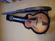 Peerlees Jazz Gitarre