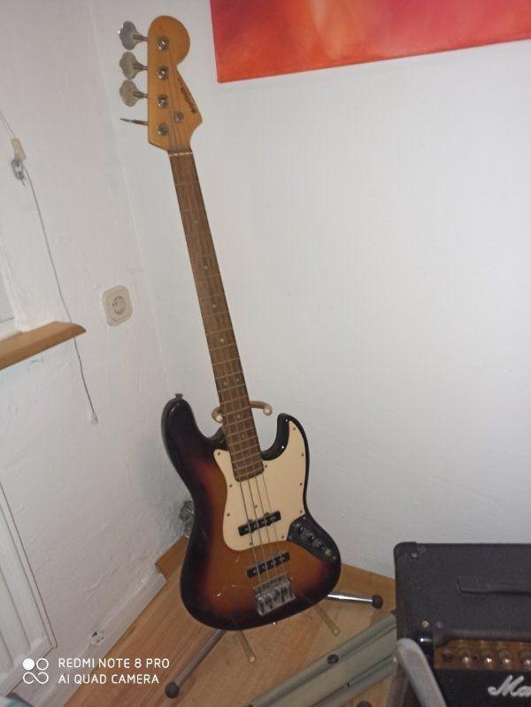 Bass zu verkaufen