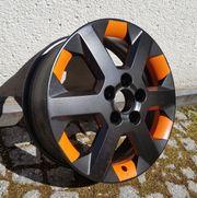 17 Zoll Leichtmetallfelgen Opel