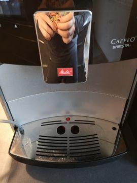 Kaffee-, Espressomaschinen - Kaffeevollautomat Melitta Caffeo Barista T