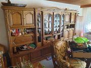massiv Holz Wohnzimmer Schrank gerne