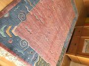Handgeknüpfter Teppich aus Nepal mit