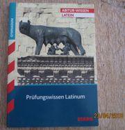 Abitur Latein Prüfungswissen