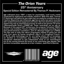 DJ, Disco (Equipment) - TECHNO ALLTIME CLASSIC - Age - The