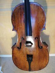 Cello Baujahr 1753 - für 3800