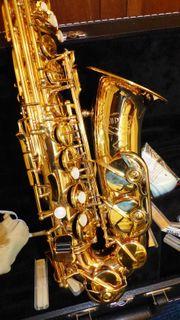 Alt Saxophon von