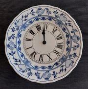 Original Karlsbader Zwiebelmuster Dubi Uhr