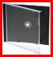 800 CD DVD - LEER - HÜLLEN