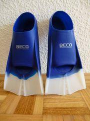 BECO 9984 Kurz- Trainings- u Schwimmflossen