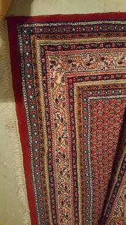 Orientteppich überwiegende Farbe rot