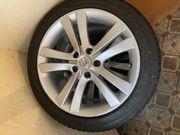Winterräder 225 45 R17 Mercedes