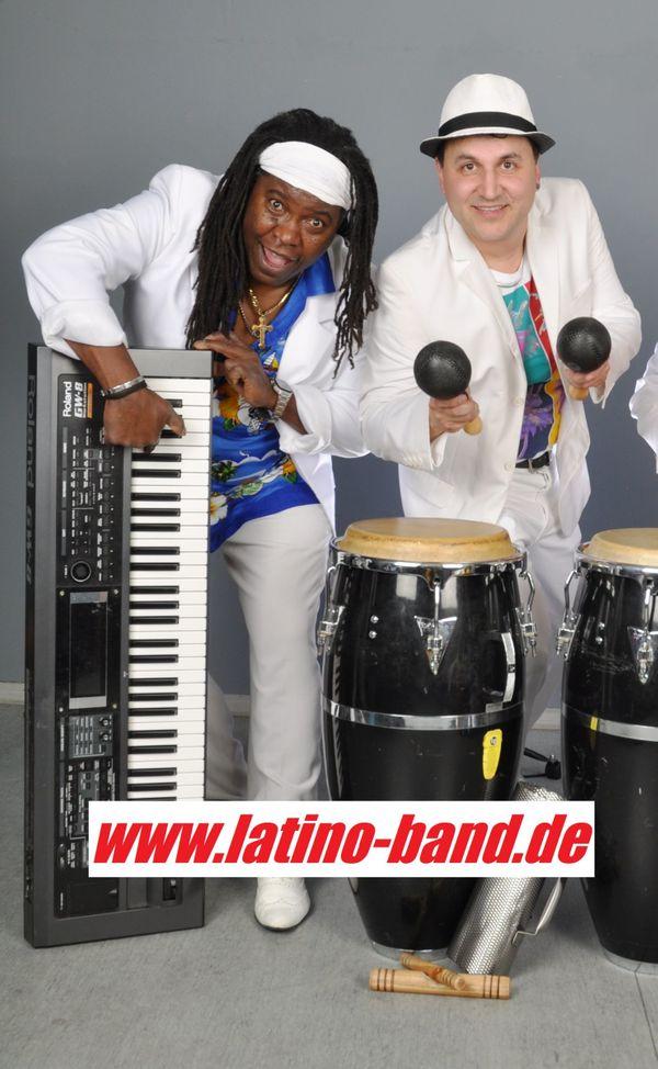 Hochzeitsband Salsaband in München