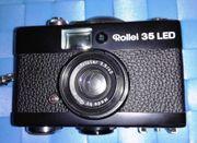 ROLLEI 35 LED Kleinbildkamera