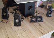 Logitech Lautsprechersystem