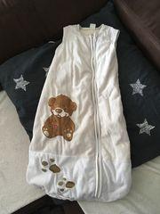 Verkaufe Schlafsack Größe 90 ca