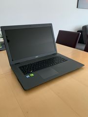 Notebook Acer Aspire 17 Zoll