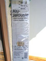 Alu Jalousie 140 cm breit
