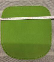 Stuhlauflagen grün