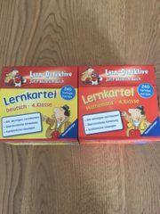 Lernkartei Mathe + Deutsch