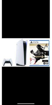 PS5 Disc Bundle mit GoT