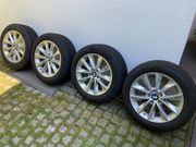 Winterkompletträder BMW X3F25 X4F26 VSpeiche