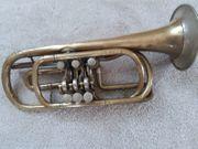 Gebrauchte Trompete zu verkaufen