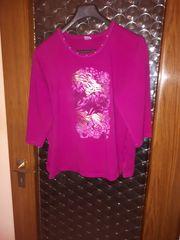 Shirt Gr 50 kardinalrot