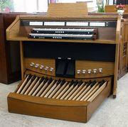 Rodgers C445E Organ Überarbeitet und