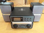 Mini Stereoanlage