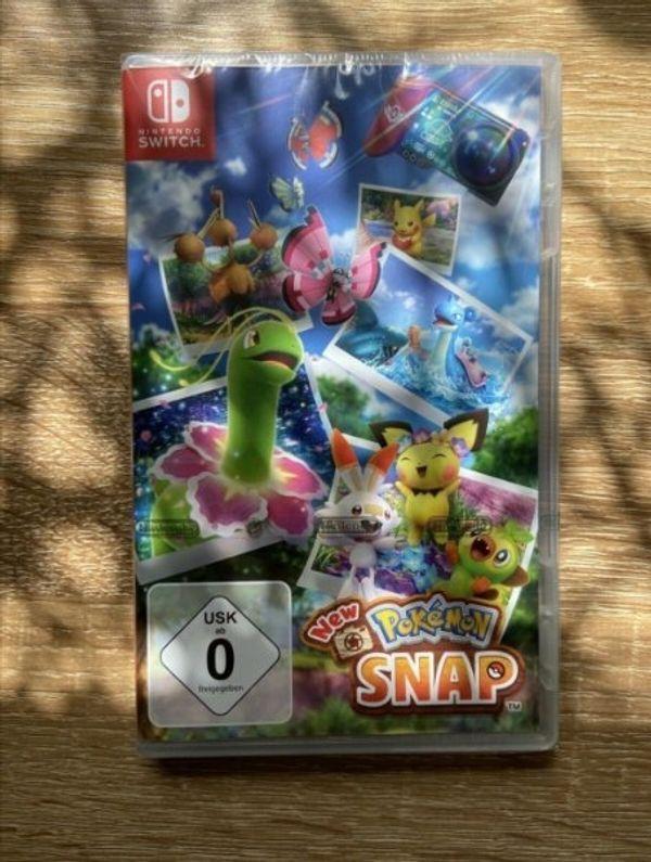 New Pokemon Snap Neu