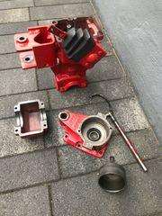 Gutbrod Terra T46 Getriebe 2