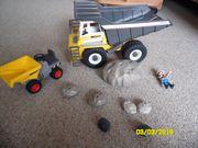 Playmobil Laster mit Dumper Set