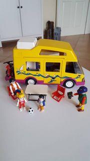 Playmobil Wohnmobil von 1997