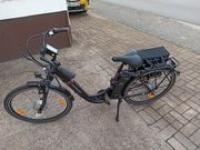 Damen Zündapp Alu City E-Bike