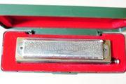 Horner Chromonica 270 The Brass