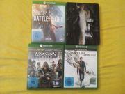 Xbox One Spielepaket