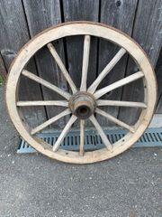 Wagenrad Antik