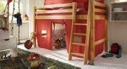Kinderhochbett in Kiefer