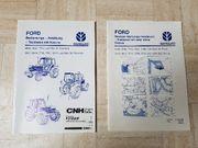 Ford - New Holland Original Bedienungsanleitung