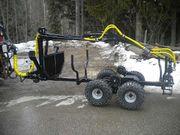 Forstanhänger für ATV,